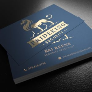 Foil Business Cards Printing in Rohini & Pitampura