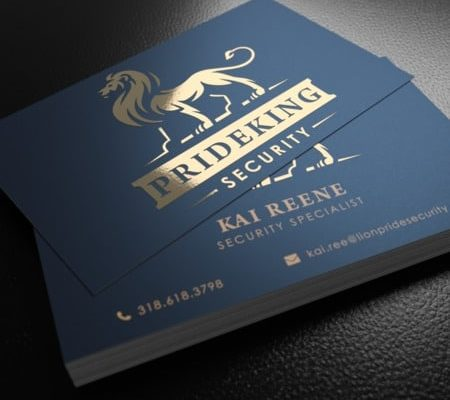 Foil-Business-Cards-Printing