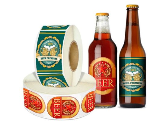 Roll-Beer-Labels