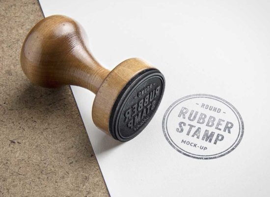 Wooden-Rubber-Ink-Stamp-PSD-Mockup
